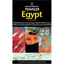 National Geographic Traveler: Egypt 2nd Edition