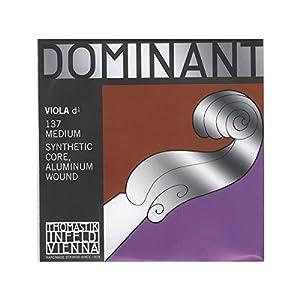 Dominant Strings 137 4/4 Aluminium Wound Viola D String