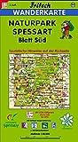 Fritsch Karten, Nr.99, Naturpark Spessart, Blatt Süd (Fritsch Wanderkarten 1:50000) -