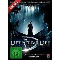 Detective Dee und das Geheimnis der Phantomflammen