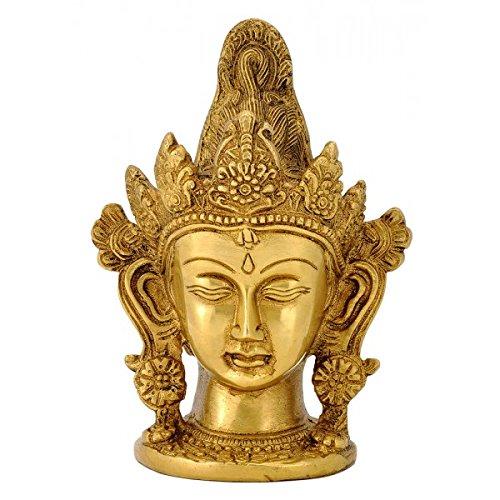 GangesIndia Devi Tara Messing Kopf