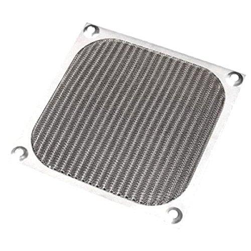 120mm Aluminium Lüfter Filter (SODIAL(R) Aluminium Filter Staubschutz 12cm 120mm fuer PC Gehaeuse Luefter)