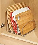 TANISHA'S GALLERY™Eoan International Cookware Organizer Rack for Kitchen Cabinet, Pantry and Shelves - Organizer Holder…