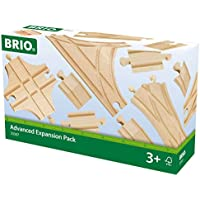 Brio World  - 33307 - COFFRET EVOLUTION AVANCE - 11 RAILS