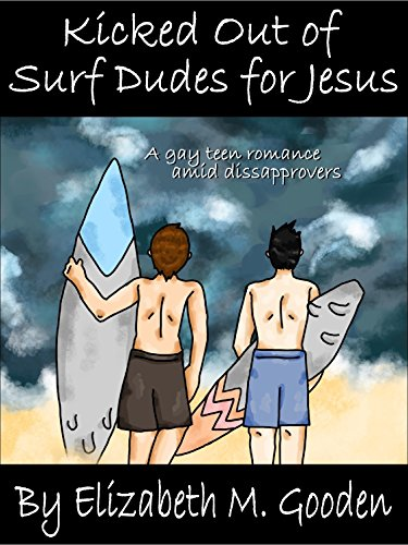 udes for Jesus: a gay teen romance amid disapprovers (English Edition) ()