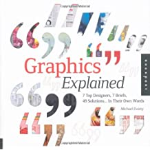 Graphics Explained: 7 Top Designers, 7 Briefs, 49 Solutions... in Their Own Words