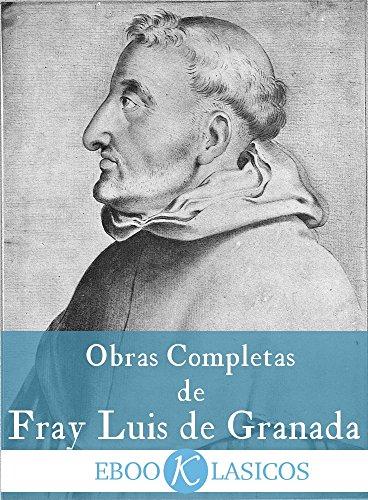 Descargar Libro Obras Completas de Fray Luis de Granada: Edición Crítica de Fr. Justo Cuervo. 14 Tomos de Fray Luis de Granada