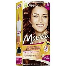 Mahagoni haarfarbe ohne ammoniak