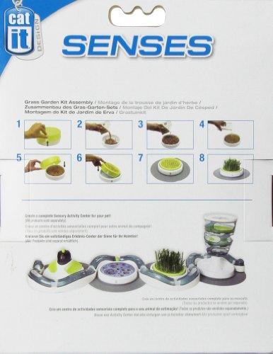 Catit Senses Grass Garden Refill Pack, Pack of 2 2
