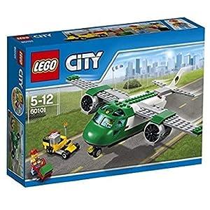 LEGO city Aeroporto Set Costruzioni Aereo da Carico, Multicolore, 60101 5702015590563 LEGO