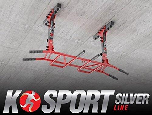 barra-a-multiprese-da-muro-o-soffitto-k-sport-silver-line