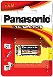 Panasonic CR123 Batteries (CR123a)  -...