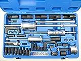 Mekanik 40pc Diesel Injector Puller Remover MASTER Tool Kit BOSCH DENSO SIEMENS DELPHI