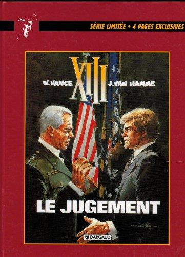XIII Le jugement
