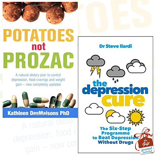 potatoes-not-prozac-and-the-depression-cure-2-books-bundle-collection-with-gift-journal-how-to-contr