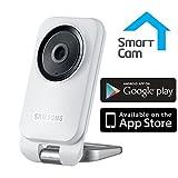 Samsung SNH-V6110BN SmartCam HD 1080p Mini Telecamera da interno a due vie Conversazione audio in...