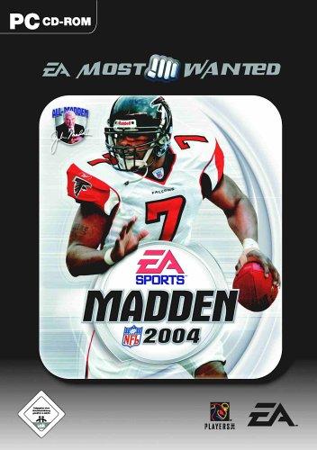 Preisvergleich Produktbild Madden NFL 2004 [EA Most Wanted]