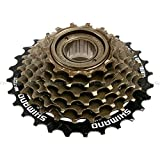Schrodinger15 50049 Shimano Bicycle Cycle MTB MF-TZ21 Cassette Freewheel 7S 14-28T
