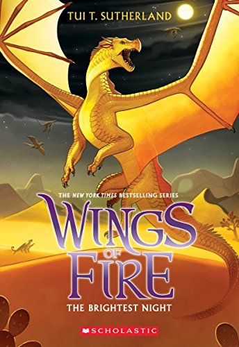Wings Of Fire 5 Brightest por Tui Sutherland