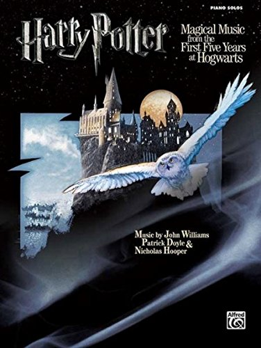 Harry Potter Musical Magic -- The First Five Years: Music from Motion Pictures 1-5 (Piano Solos)
