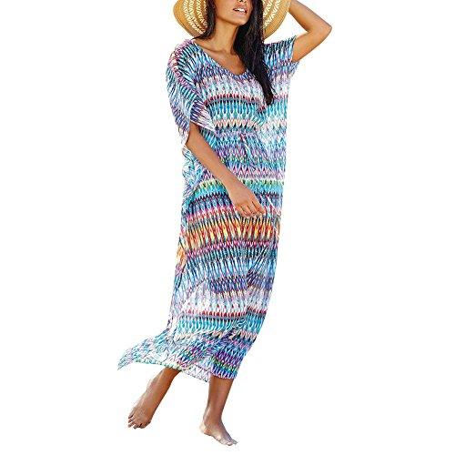 Moresave Donne vestito dalla spiaggia vestiti di occultamento del bikini Beachwear