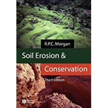 Soil Erosion and Conservation 3e: Instructor's Manual by R. P. C. Morgan (2005-01-31)