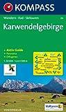 Karwendelgebirge: Wander-, Rad- und Skitourenkarte. Mit Panorama. GPS-genau. 1:50.000
