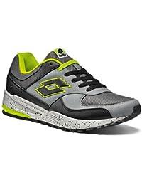 Lotto - Zapatos de cordones de Piel para hombre Varios Colores Multicolore 648778386ad4f