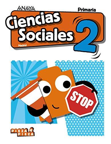 Ciencias Sociales 2. Pieza a Pieza