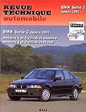 Revue technique automobile, n° 725 - BMW série 3 depuis 1991, Moteurs 4 et 6 cylindres essence, moteurs 4 et 6 cylindres diesel