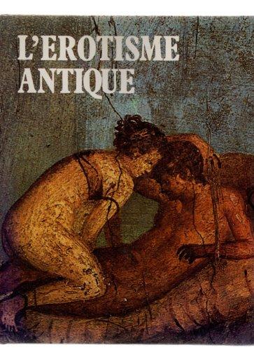 L'Erotisme antique par David Mountfield