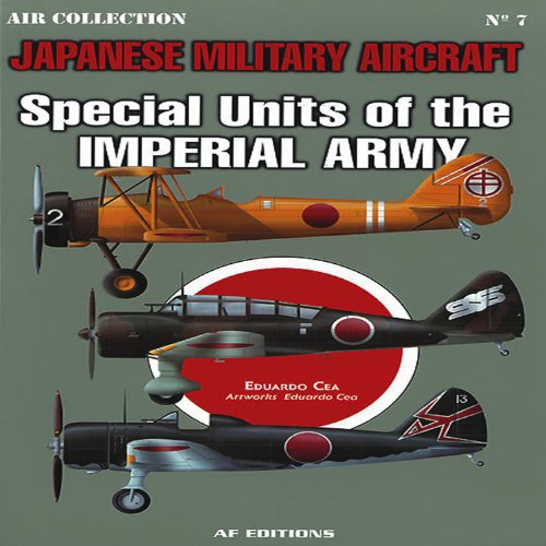 Special Units of the Imperial Army: Special Attack Units (Air Collection)