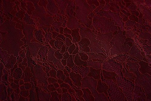 Sparkling YXB - Robe - Sans Manche - Femme Bordeaux