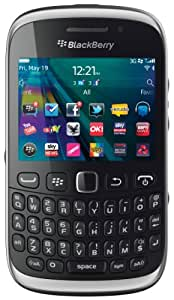 Vodafone BlackBerry Curve 9320 Pay as you go Smartphone - Black (discontinued by manufacturer)