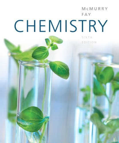 Chemistry with MasteringChemistry(r) by John E. McMurry (2011-01-11)