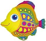 Betallic F85250 - Folienballon 27 Zoll - Citrus Fisch