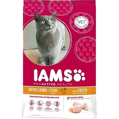 Iams Cat Senior & Mature 7+ Chicken 700g 1