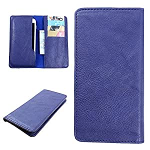 DooDa PU Leather Case Cover For Spice Pinnacle FHD (Mi-525)