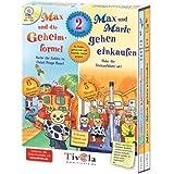 Max-Doppelpack - Geheimformel + Max u.Marie...