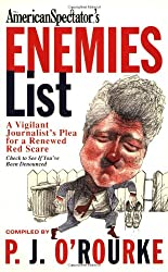The Official American Spectators' Enemies List (O'Rourke, P. J.)