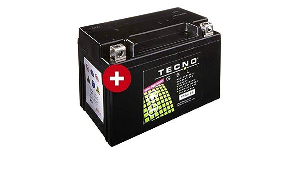 Tecno Ytx9 Bs Gel Batterie Uh 125 Burgman 2002 2016 Auto