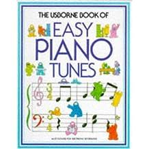 The Usborne Book of Easy Piano Tunes