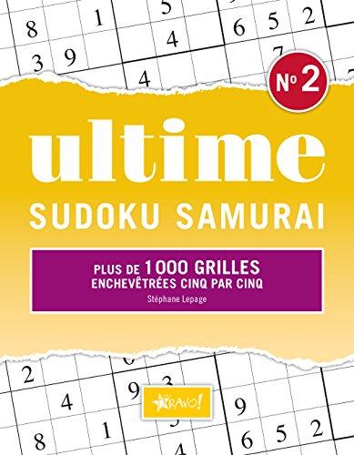 Ultime sudoku samurai N°2