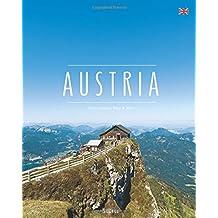 AUSTRIA - ÖSTERREICH - Ein Premium***-Bildband in stabilem Schmuckschuber mit 224 Seiten und über 350 Abbildungen - STÜRTZ Verlag