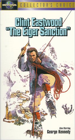 Eiger Sanction [VHS] [Import