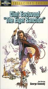 Eiger Sanction [VHS] [Import USA]