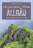 Wanderführer Allgäu: 32 stille Touren abseits des Trubels - auf Vergessenen Pfaden im Allgäu. Füssen, Nebelhorn, Alpsee, Oberstorf - in einem Wanderführer - Gerald Schwabe