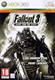 Fallout 3 Game Add On 2 Broken Steel [Importación italiana]