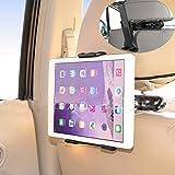 Dancepandas Universal KFZ-Kopfstützen Tablet Halterung, Auto Rücksitz Kopfstütze Halterung Einstellbare Halter Für 4-12 Zoll Smartphone & Tablet - Apple iPad