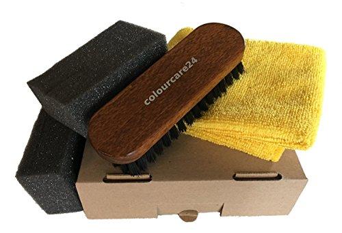 colourcare24-kit-accessorie-detailing-per-lavaggio-profonda-interni-auto-in-pelle-spazzola-per-pelle